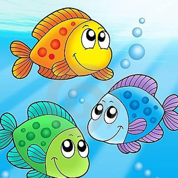 La storia dei tre pesci